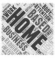 How Much Fun Are You As a Home Based Business vector image vector image