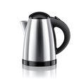 object kettle vector image
