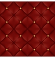 upholstery seamless pattern with gold buttons vector image vector image
