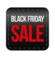 Black Friday Sale button vector image vector image