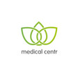 Pharmacy logo medicine design template medical