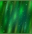 seamless background aurora borealis vector image vector image