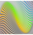 Design colorful swirl circular twisted background vector image vector image