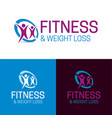 Fitness icon and logo