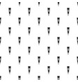 glue tube pattern seamless vector image