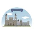 Bogota vector image vector image