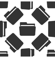 Folder icon pattern vector image vector image