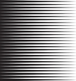 Comic book speed horizontal lines background vector image vector image
