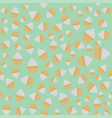 mint cream cup cake seamless green pattern vector image vector image