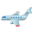airplane passenger icon vector image