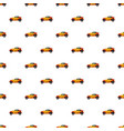 sport car pattern vector image vector image