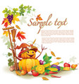 Autumn harvest vector | Price: 3 Credits (USD $3)