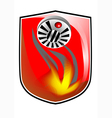 fire prevention icon vector image