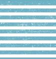 seamless marine background blue grunge lines vector image