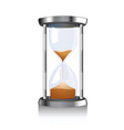 hour glass vector image vector image