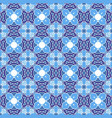 seamless abstract tiled pattern mosaic vector image vector image