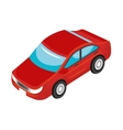 vehicle transport isolated 3d icon