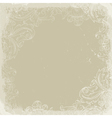 Vintage background beige vector | Price: 1 Credit (USD $1)