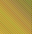 Abstract colorful diagonal line pattern background vector image vector image