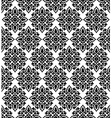 Antique ottoman turkish pattern design fifty three vector image vector image