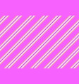 Pink princess color striped seamless pattern