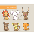animal set 2 vector image vector image