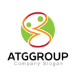 Atg Group Design vector image vector image