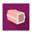 Pet case icon of for web and vector image
