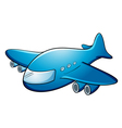 Jumbo jet vector image vector image