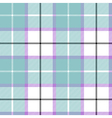 Blue tartan plaid baby color seamless pattern vector image vector image