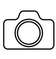 camera image photo photography photos icon vector image vector image