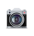 icon film camera vector image