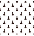 chess pawn pattern vector image