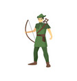 fantasy rpg game heroe fantasy magic wars vector image vector image