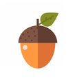 Arcon Nut Icon vector image