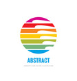 corporate - concept business logo template vector image vector image
