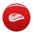 aquatic shell icon red
