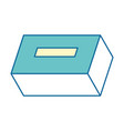 Food box package icon