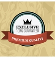 Label icon Premium and Quality design vector image