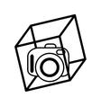 Vr camera digital video 3d function outline