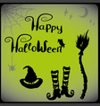 accessories for witches vector image vector image