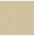 Natural linen pattern vector image