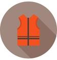 Summer Vest vector image