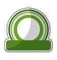 emblem icon image vector image vector image
