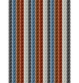 leather seamless braided vector image vector image