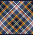 color check plaid seamless fabric texture vector image vector image