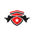 fighter aircraft shield logo