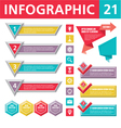 Infographic Elements 21 vector image vector image