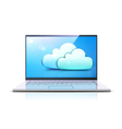 Cloud computing concept vector | Price: 3 Credits (USD $3)