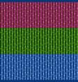 set of dark seamless patterns simple gradient vector image